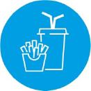 Não compartilhar xícaras, copos, utensílios ou talheres com outros